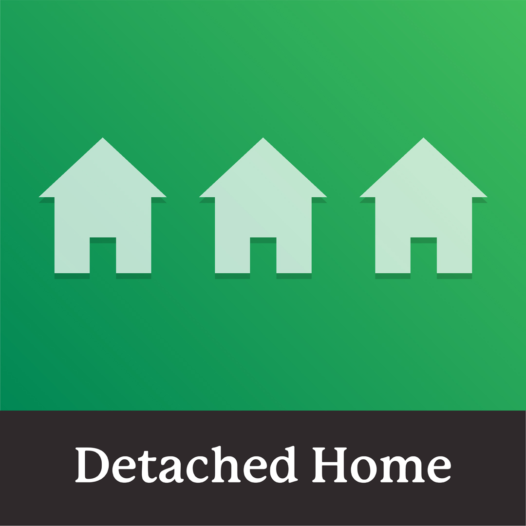 Detached Home